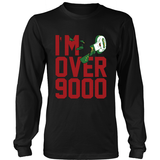 I'm Over 9000 LIMITED EDITION
