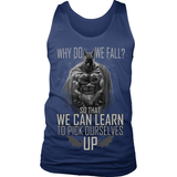 Why Do We Fall LIMITED EDITION