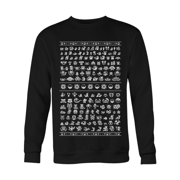 Catch'em All Xmas Sweater LIMITED EDITION