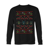 Pizza Turtles Christmas Sweater LIMITED EDITION