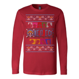 One Piece Ugly Xmas Sweater LIMITED EDITION