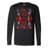 Deadpool Shot Xmas Sweater LIMITED EDITION