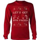 Sith Faced Ugly Xmas Sweater LIMITED EDITION