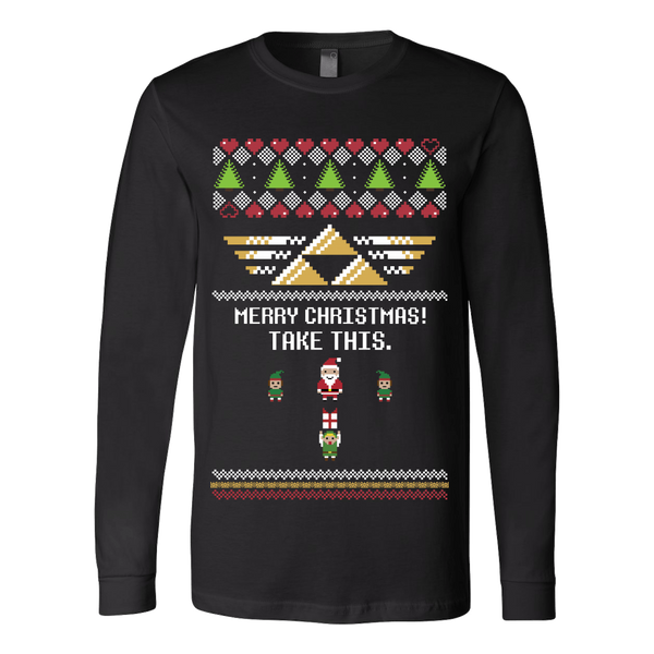Take This Ugly Xmas Sweater LIMITED EDITION