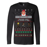 Titan Ugly Xmas Sweater LIMITED EDITION