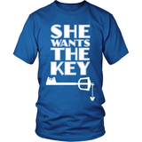She Wants The Key LIMITED EDITION