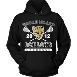 Whore Island Ocelots LIMITED EDITION