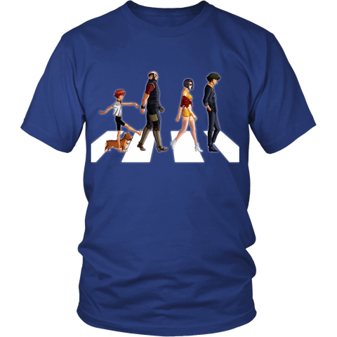 Shop Cowboy Bebop Collection: T-shirt, Wall Art, Xmas Sweater ...
