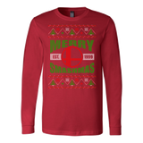 Merry Smashmas Logo Xmas Sweater LIMITED EDITION