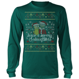 Merry Swchiftmas Ugly Xmas Sweater LIMITED EDITION