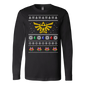 Triforce Ugly Christmas Sweater