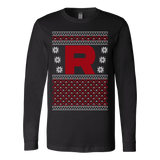 Rocket Ugly Xmas Sweater LIMITED EDITION