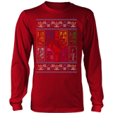 Straw Hats Ugly Xmas Sweater LIMITED EDITION