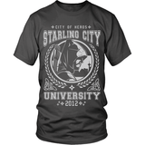 Starling City University LIMITED EDITION