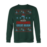 Trump 2016 Ugly Sweater LIMITED EDITION
