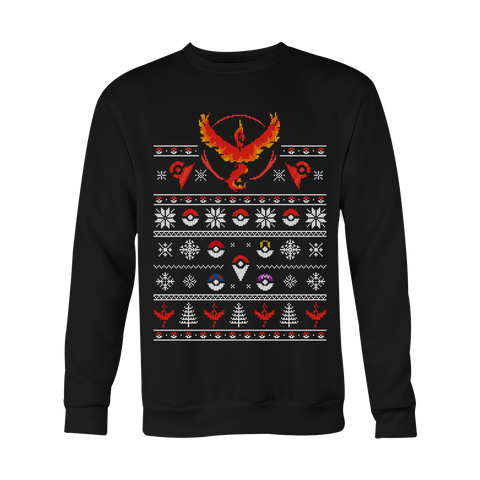 Team Valor Retro Sweater LIMITED EDITION