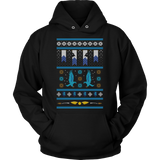 Ravenclaw Retro Xmas Sweater