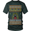 Over 9000 Ugly Xmas Sweater