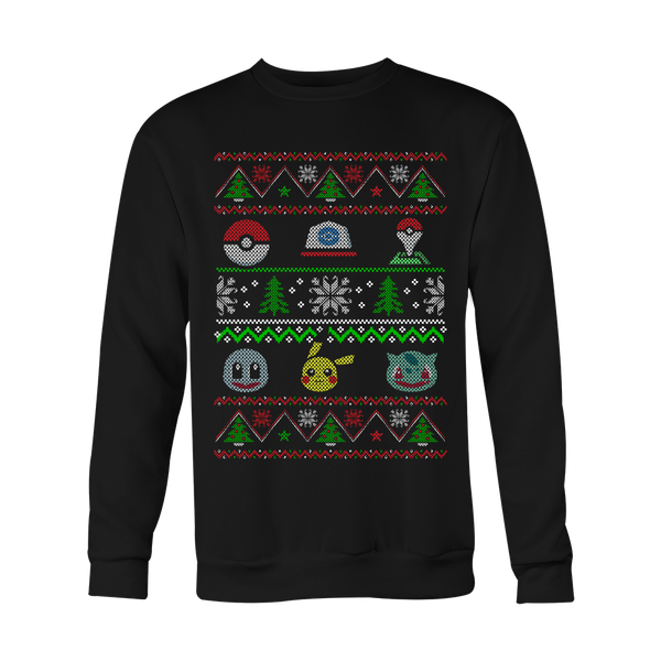 No Char Xmas Sweater LIMITED EDITION