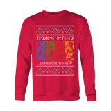 Real Folk Blues Ugly Xmas Sweater LIMITED EDITION
