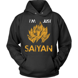 I'm Just Saiyan LIMITED EDITION