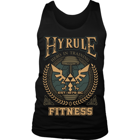 Hyrule Fitness LIMITED EDITION
