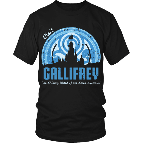 Visit Gallifrey LIMITED EDITION