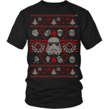 Droids and Clones Ugly Xmas Sweater LIMITED EDITION
