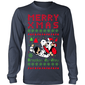 Brazilian Jiu-Jitsu Xmas Sweater LIMITED EDITION