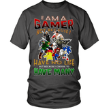 I Am a Gamer LIMITED EDITION