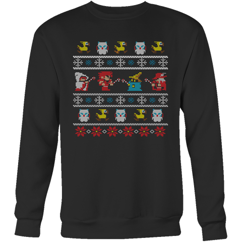 Final Fantasy Ugly Sweater LIMITED EDITION