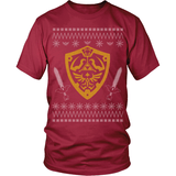 Hylian Shield Ugly Sweater LIMITED EDITION