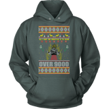 Over 9000 Ugly Xmas Sweater LIMITED EDITION