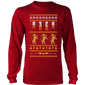 Gryffindor Retro Xmas Sweater