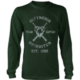Slytherin Quidditch LIMITED EDITION