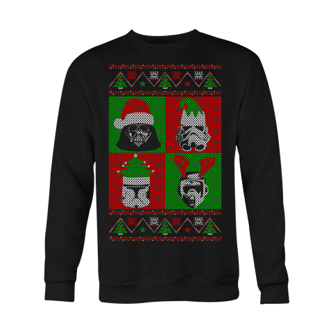 Xmas Side Ugly Xmas Sweater LIMITED EDITION