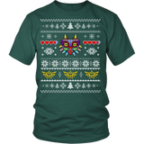 Majoras Mask Ugly Christmas Sweater LIMITED EDITION