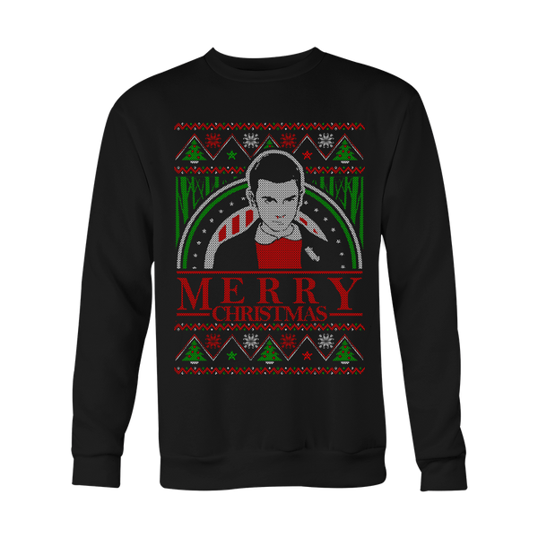 Stranger Things Xmas Sweater LIMITED EDITION