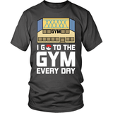 I Go To The Gym LIMITED EDITION