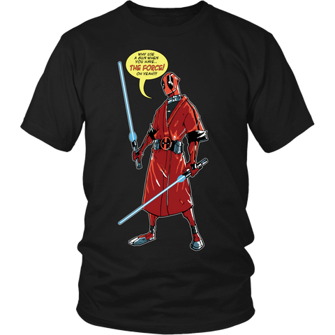 Jedi Deadpool LIMITED EDITION