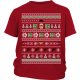 Heisenberg Ugly Xmas Sweater LIMITED EDITION