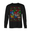 Smash Bros Ugly Sweater