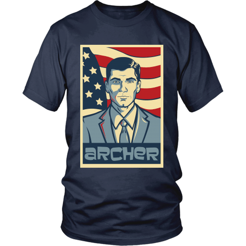 Shop Archer Collection Limited Edition: T-shirt, Xmas Sweater ...