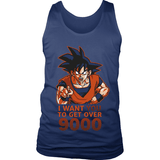 Get over 9000 LIMITED EDITION