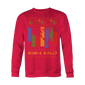 Space Cowboy Ugly Xmas Sweater LIMITED EDITION