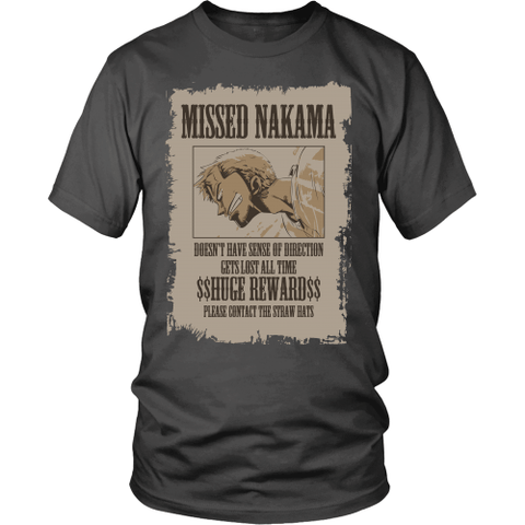 Missed Nakama LIMITED EDITION