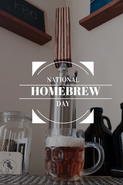 Happy National Homebrewday