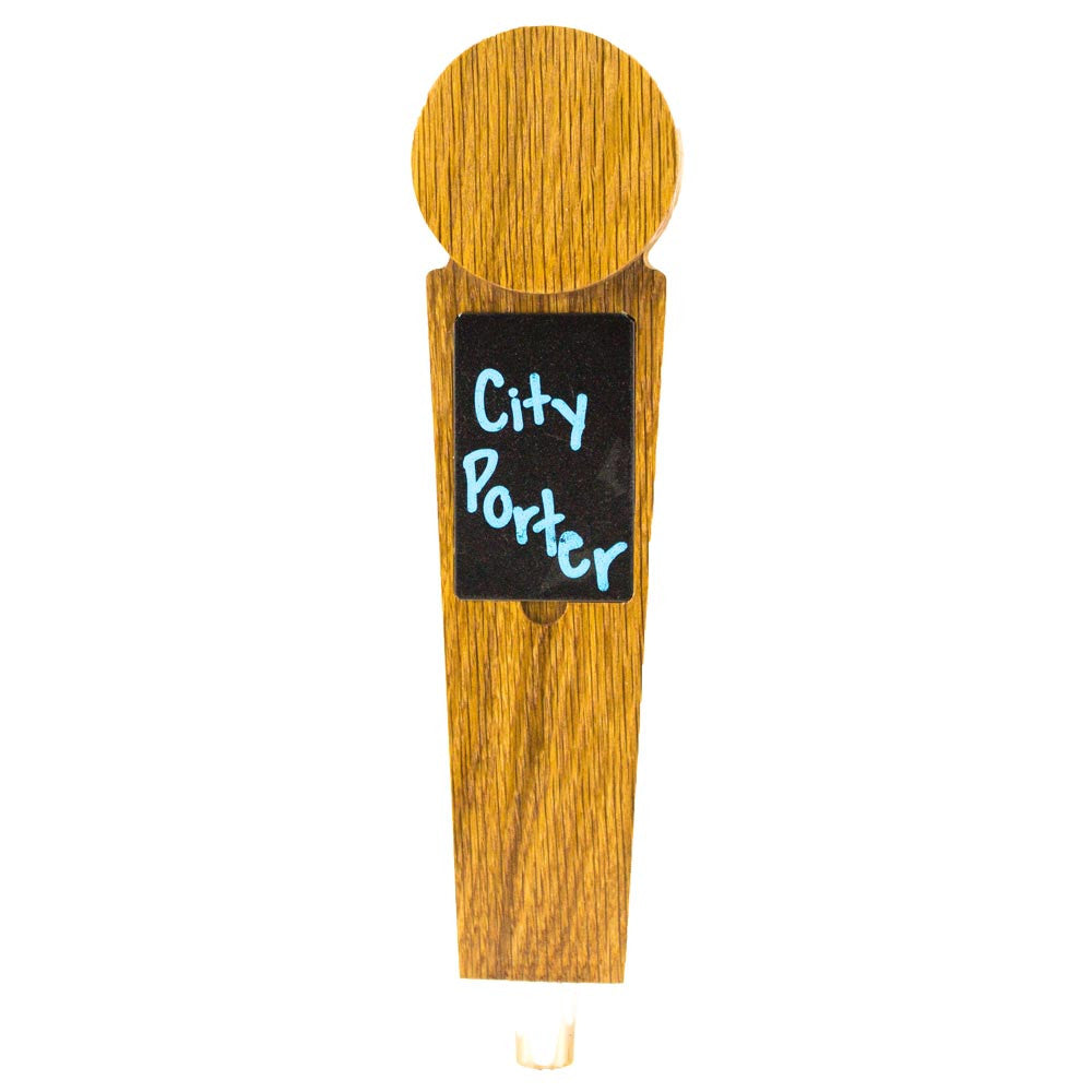 Cascade Tap Handle With Custom Engraving