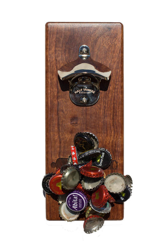 Cap 'n' Catch Bottle Opener - Come and Take It - Granadillo