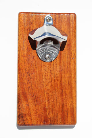 Jatoba Bottle Opener
